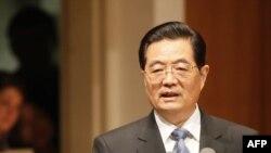 هو جینتائو، رئیس جمهوری چین