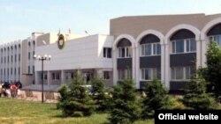 Чаллы дәүләт һуманитар педагогия университеты бинасы