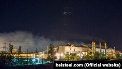 Металлургия заводу. Беларус.
