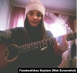 Окрім театру, Оксана має ще одне захоплення - музику