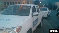 Грузинская полиция вернулась в Гори