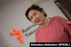Азиза Абдирасулова