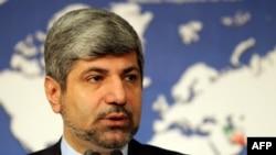 رامین مهمانپرست،سخنگوی وزارت خارجه جمهوری اسلامی ایران