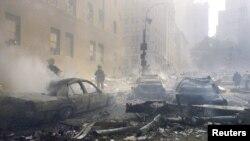 По нападите на 11 септември во 2001
