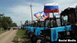 Kuban fermerlari Moskvaga yurish qilmoqda
