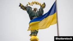 В Офісі президента раніше заявили, що головним заходом свята стануть удари дзвона на майдані Незалежності