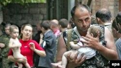 Rusiyada ən qanlı terror hadisələrindən biri: Beslan. 1 sentyabr 2004