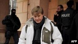 EULEX prosecutor Jonathan Ratel