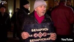 Прафэсар Мікола Савіцкі, архіўнае фота