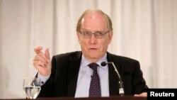 Ричард Макларен, председатель независимой комиссии Всемирного антидопингового агентства.