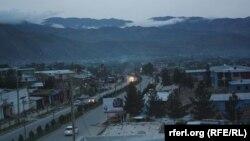 Намое аз шаҳри Файзобод --маркази вилояти Бадахшони Афғонистон.