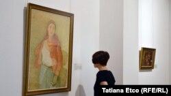 Expoziţie la Muzeul de Artă din Chişinău