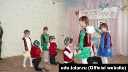 Казанның 184нче балалар бакчасы.