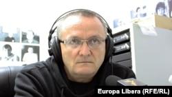 Vasile Botnaru, moderatorul și realizatorul emisiunii Punct și de la Capăt