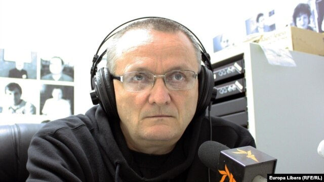 Vasile Botnaru, realizatorul și moderatorul dezbaterii