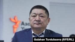 Экс-министр здравоохранения Кыргызстана Космосбек Чолпонбаев.