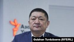 Космосбек Чолпонбаев.