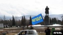 Партия ЛДПР набрала около 12% и впервые попадает в краевой парламент