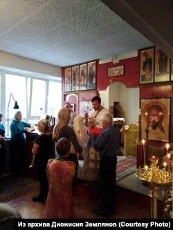 Приход апостола и евангелиста Иоанна Богослова в Академгородке