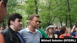 Nga protesta e opozitarëve, Rusi
