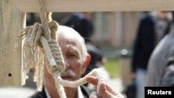 مناهضون لعقوبة الإعدام في تركيا