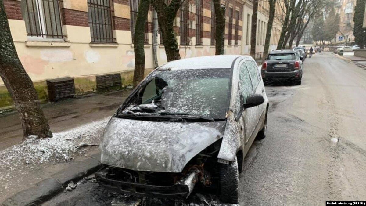 ОБСЕ: поджог машины журналистки Радио Свобода – очередной пример запугивания СМИ