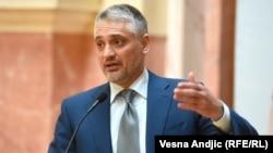Cedomir Jovanovic has been a fixture in Serbian politics for decades.