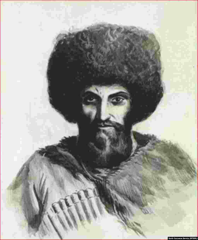 Наиб Идель Веденский. Шлипнев В.С., 1920 - нач.1930 гг.