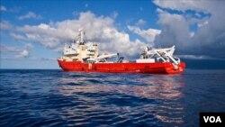 Pamje nga kërkimet për aeroplanin e zhdukur në Oqeanin Indian
