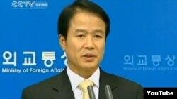 چو بیونگ-جای، سخنگوی وزارت خارجه کره جنوبی.