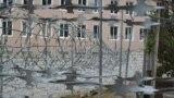 Închisoarea din satul Goian