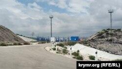 Газораспределительная станция №1 у поселка Штурмовое