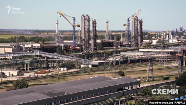 Навколо держпідприємства «Одеський припортовий завод» регулярно спалахують корупційні скандали
