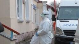 """Un suspect de coronavirus adus la Spitalul de boli infecțioase """"Toma Ciorbă"""""""