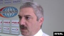 Исполнительный директор Фонда национальной конкурентоспособности Армении Бекор Папазян