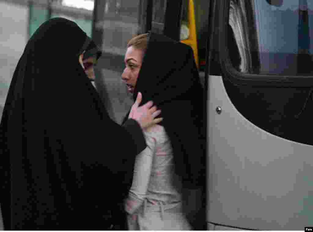 Iran, Iranian Government is launching a new Hijab plan against women, 04/22/2007