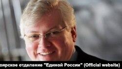 Депутат Заксобрания Красноярского края Алексей Клешко