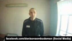 Oleg Sencov u zatvoru