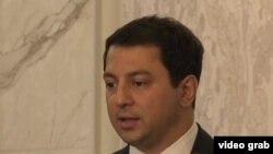 Председатель парламента Грузии Арчил Талаквадзе