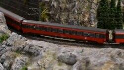 Километарска пруга за мини возови
