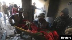 Suriyada vətəndaş müharibəsinin qurbanları artmaqdadır