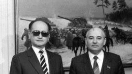 Ярузельский и Горбачев