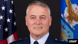 U.S. Major General Michael Carey