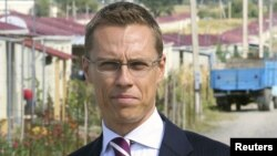 Kryeministri Alexander Stubb e ka pranuar humbjen