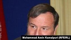 کارل آیکن بیری سفیر سابق امریکا در کابل