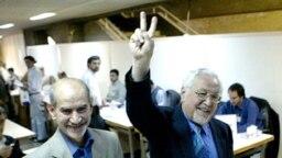 ابراهیم یزدی و محمد توسلی، دو چهره ارشد نهضت آزادی ایران