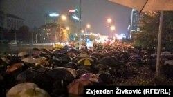 Protest u Sarajevu: Građani poručili 'Ko je sljedeći'