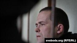 Суд за Плошчу-2011. Васіль Парфянкоў