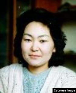 Доктор исторических наук Сурун-Ханда Сыртыпова