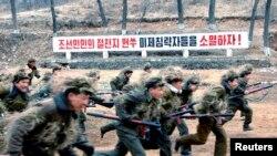 پیونگیانگ در پی اعمال تحریمهای شدیدتر سازمان ملل متحد و رزمایش مشترک ایالات متحده و کره جنوبی، به ادبیاتی تهاجمی روی آورده است